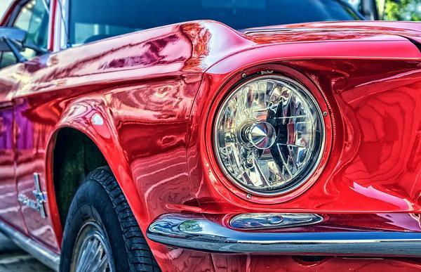 Odnawianie lakieru w starych autach
